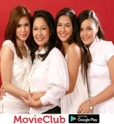 """Is the movie, """"Bahay Kubo"""" the kind of movie you want to watch with your family?   a. Definitely!  b. I don't know  c. Never  Click here to download the app on Google Play https://play.google.com/store/apps/details?id=com.movieclubplus.android  #MovieClubPH #BahayKubo #FreeMoviesOnline #FreeMovies #MaricelSoriano #ShainaMagdayao #MarianRivera #YasminPressman"""