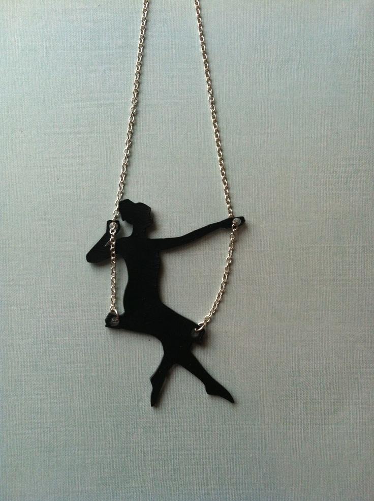 Girl on swing. etsy.com/papercomposure