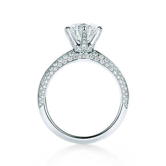 Browse Diamond Engagement Rings Tiffany Co Rings Pinterest