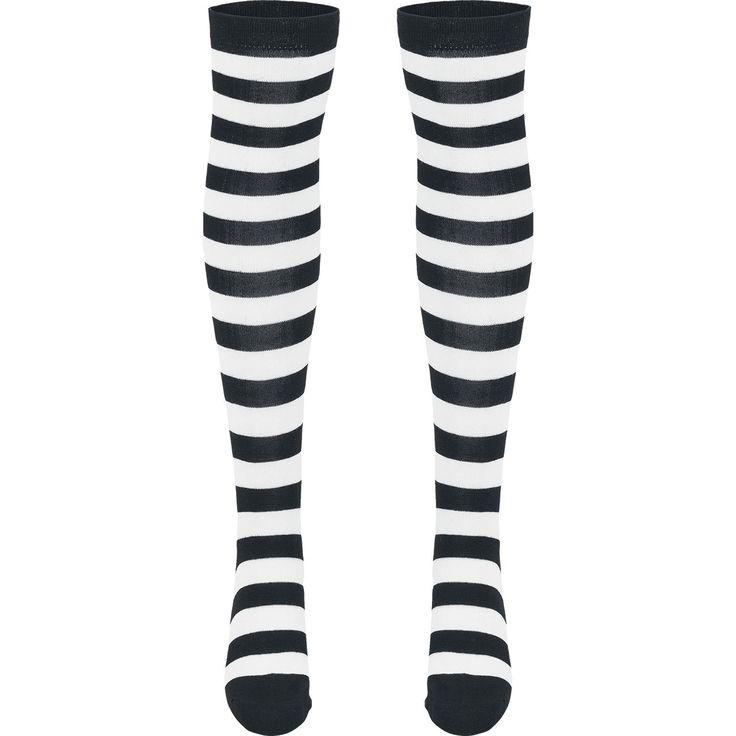Ladies Striped Socks - Kniestrümpfe von Urban Classics