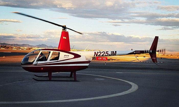 Airwork Helicopters  Airwork Helicopters Helicopter Tour Of The Strip Or Re