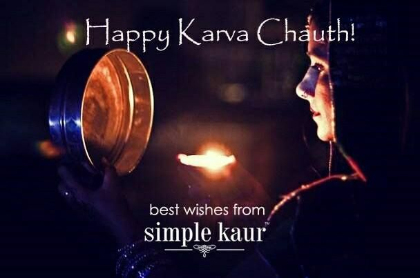 Karvachauth wishes to everyone !!!