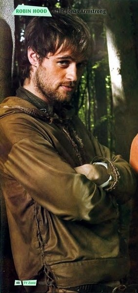 BBC Robin Hood- Jonas Armstrong. I love him :)
