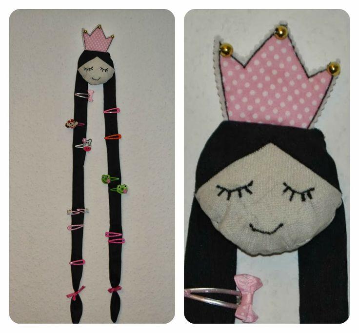 Spangen-Prinzessin
