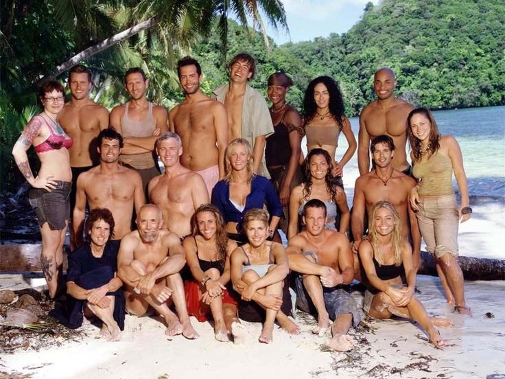 Cast of Survivor: Palau (2005)