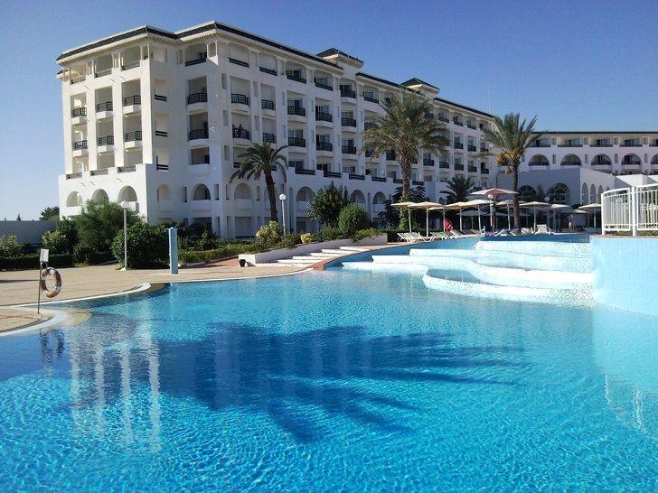 Hôtel El Mouradi Palm Marina 5* Monastir en Tunisie Lastminute