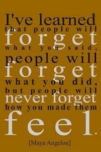 What people will #forget ? #quote