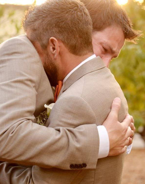 """When they said """"I do"""" 