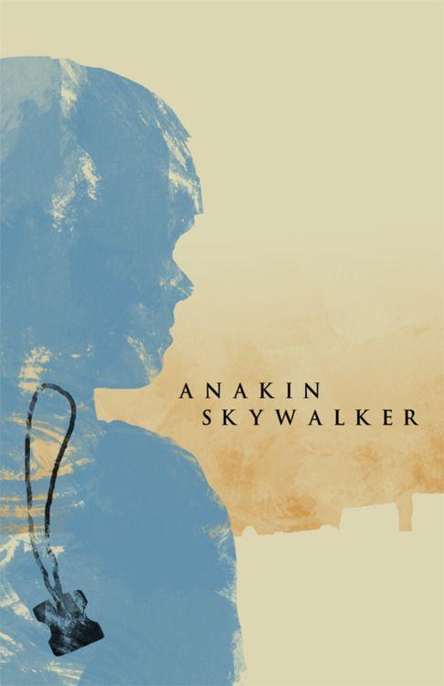 """Anakin Skywalker"" Star Wars: Episode I - The Phantom Menace Artwork by Travis English"