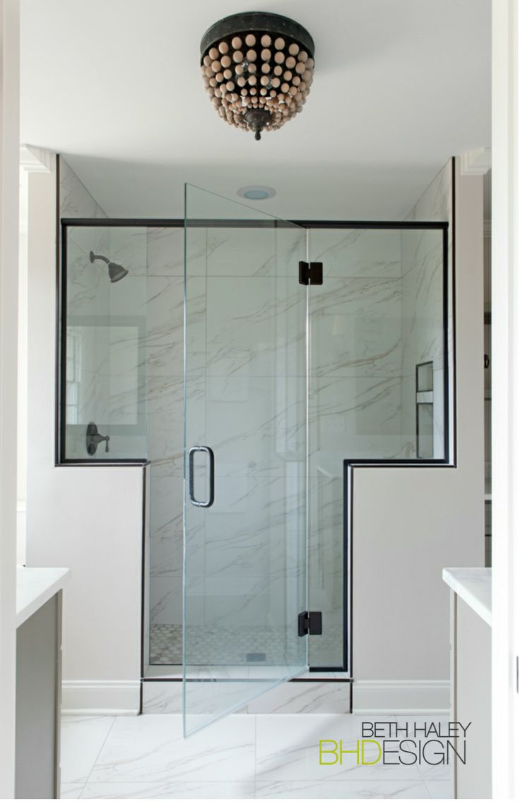 Simple and Classic Master Bath