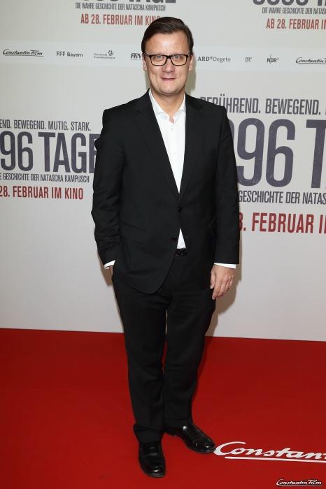 3096 TAGE - DEUTSCHLANDPREMIERE im CineStar in Berlin am 27.02.2013  Torsten Koch (Geschäftsführer Constantin Film Verleih, Marketing und Publicity)