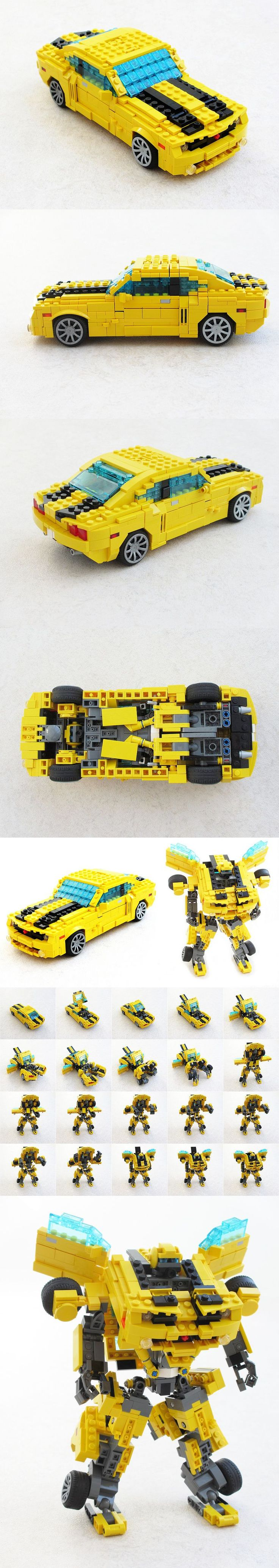 Bumblebee #transformers  Oh my god I must have now!!!!