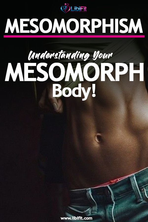 Ultimate Diet Guide for Mesomorph Women