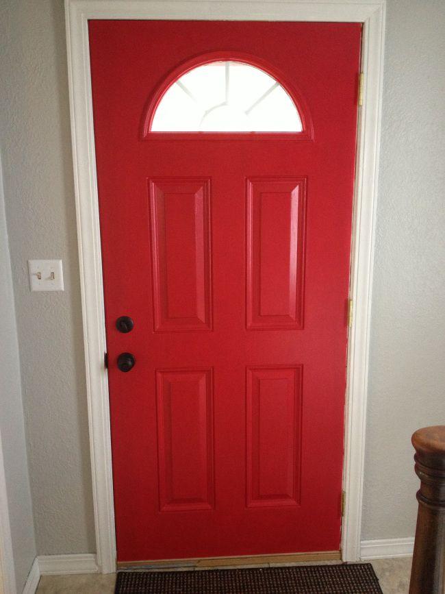 15 Best Front Door Color Red Images On Pinterest