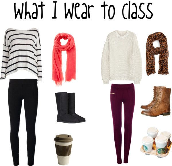What I Wear to Class