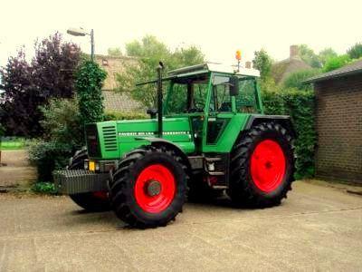 Fendt Favorit 600 611 612 614 615 LSA Tractor Workshop Service Repair Manual