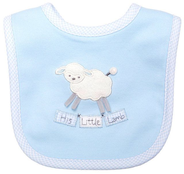 38 best his gem baby apparel and gifts images on pinterest gem boys his gem inspirational baby apparel and gifts lamb bib blue negle Image collections