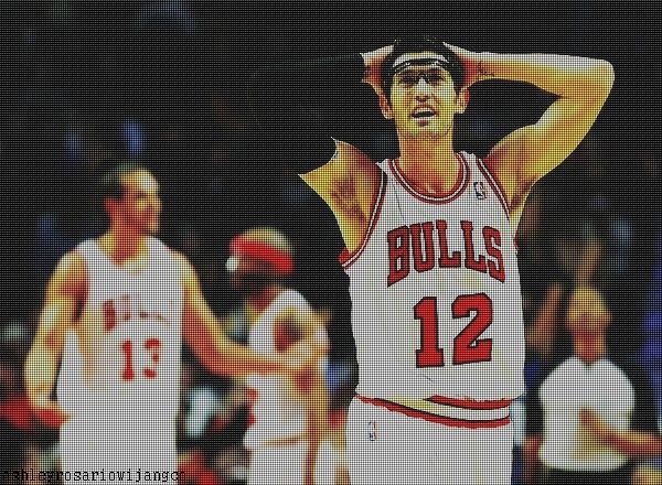 It seems as if my Kirk Hinrich edit from Tumblr has made its way onto Pinterest. Cool.