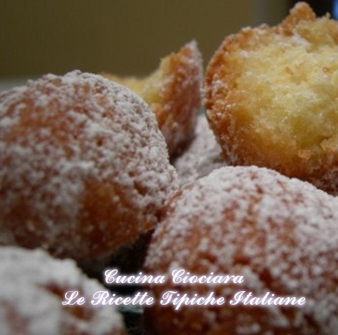 ricette_tipiche_italiane_cucina ciociara_castagnole