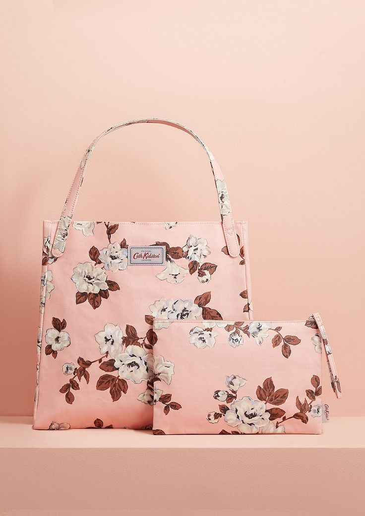 Have you met our new collection, Colour by Cath Kidston? Introducing Pink it Over...