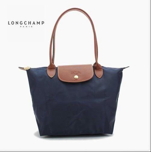 Longchamps Bags Large Navy Le Pliage  $59.99