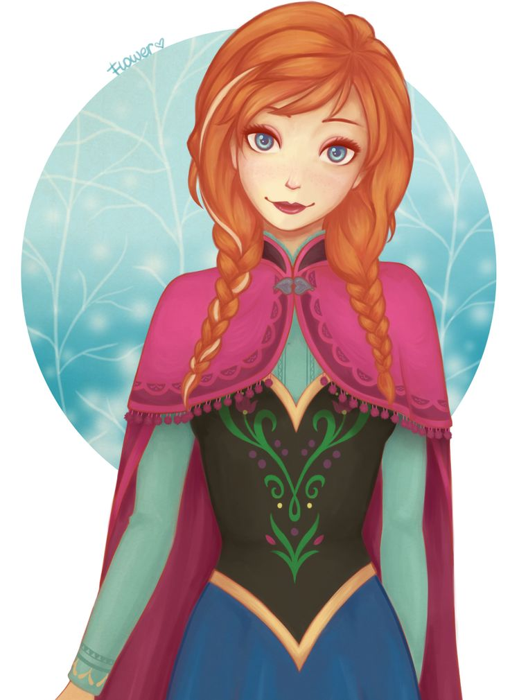 373 best disney frozen images on pinterest disney frozen frozen disney and princesses - Frozen anna disney ...