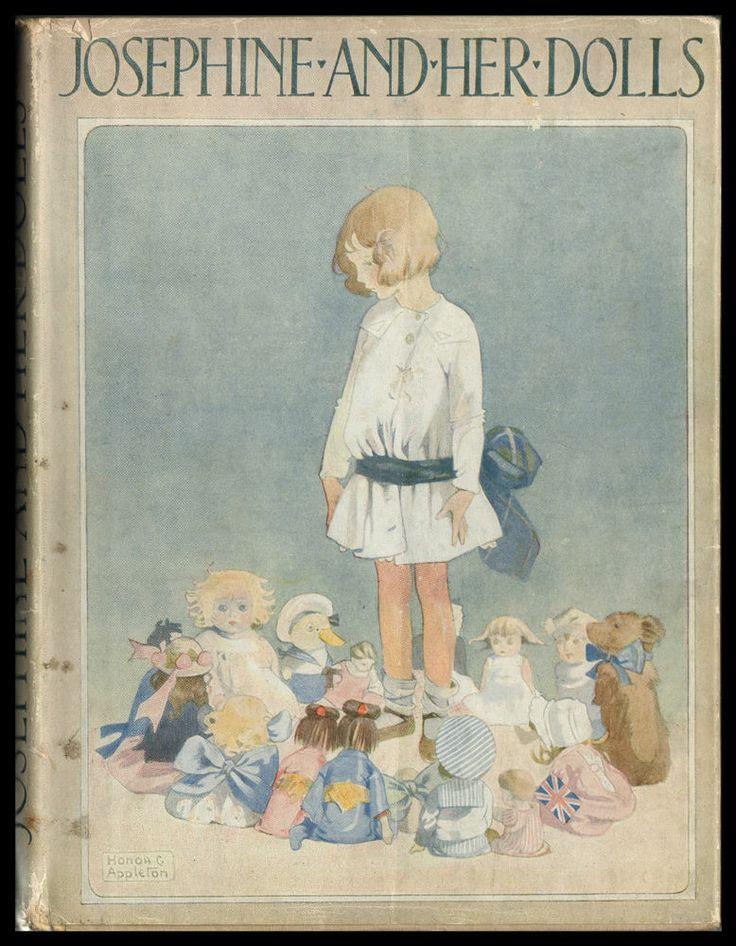 Honor C Appleton ''JOSEPHINE AND HER DOLLS'', BLACKIE | eBay