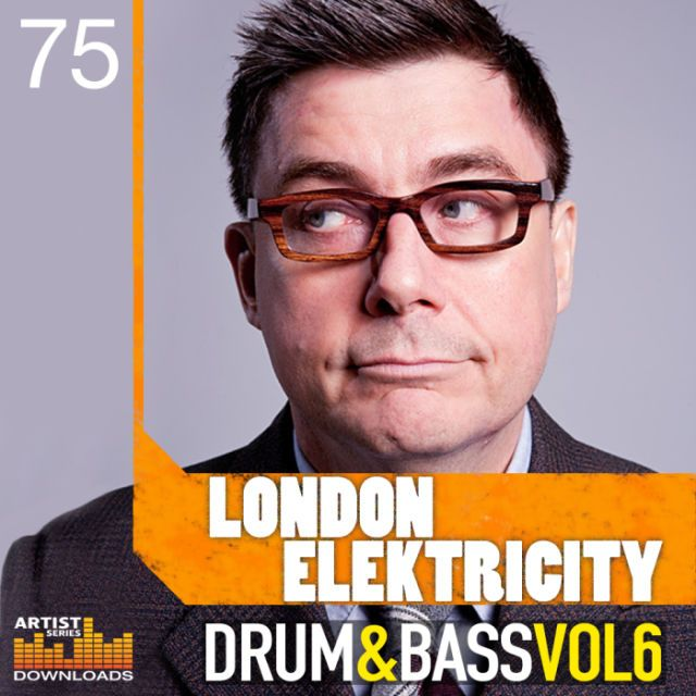London Elektricity - Drum And Bass Vol. 6 from Loopmasters