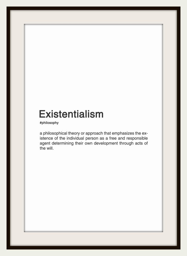an analysis of existentialism Read this article to know about the existential characteristics of existentialism in literature, existentialism  raag darbari summary and analysis by shrilal.