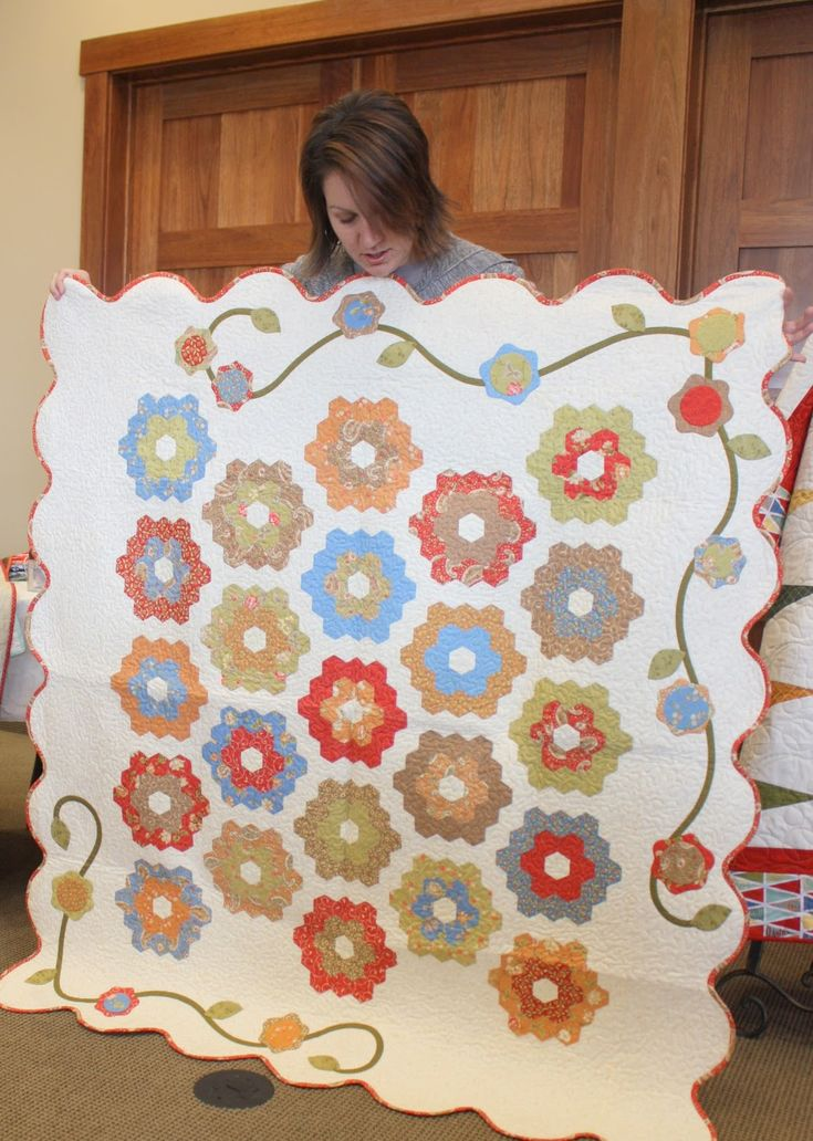 Diary of a Quilter - a quilt blog: Emily Herrick Quilts
