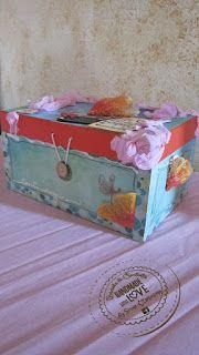 Una scatola di...creatività!