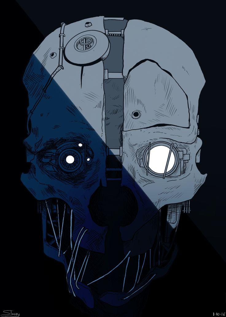 [DH] Corvo Attano Mask