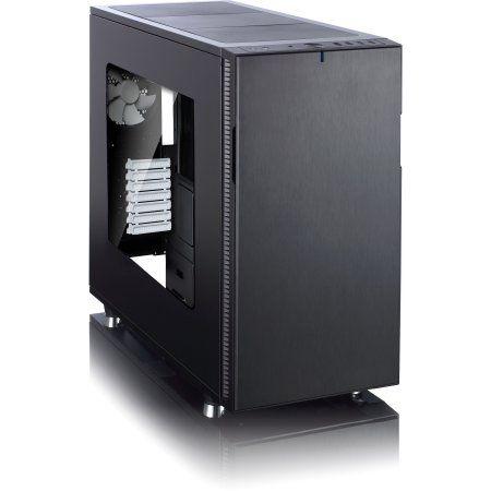 Fractal Design Define R5 Black Window Silent ATX Midtower Case $79.99