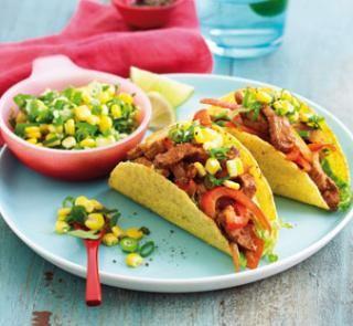 Healthy Pork Tacos