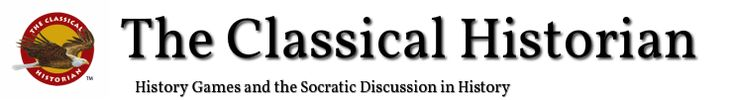 The Classical Historian - History Curriculum