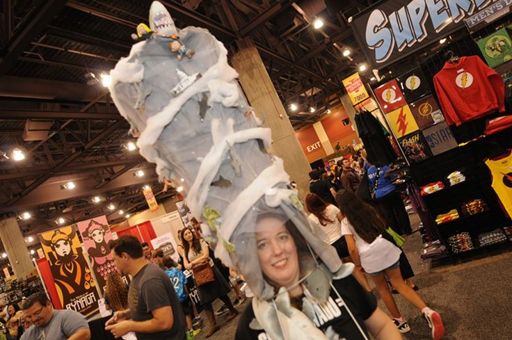 Chandler's Michele Snyder as a walking Sharknado.