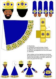 The three holy kings 3