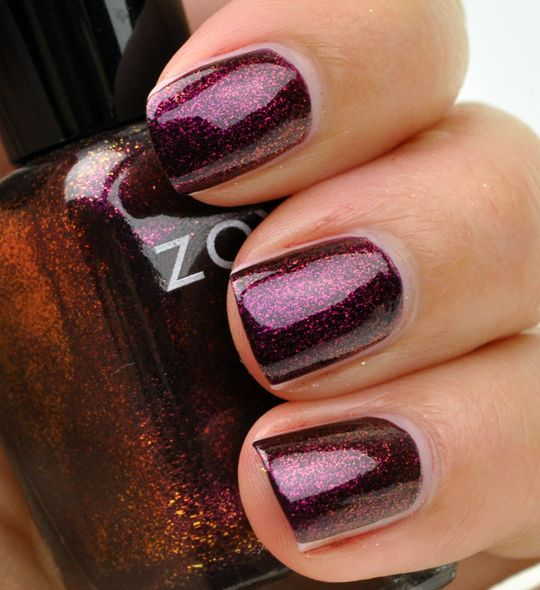 Zoya - Valerie. Fire & Ice Collection
