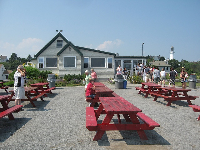 The Lobster Shack, Portland, Maine