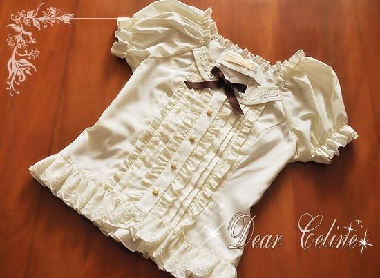 Dear Celine blouse