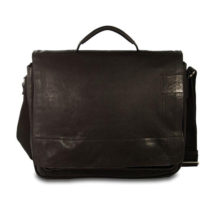 #Strellson #Upminster #Messengerbag #Herrentasche # Leder #Premium