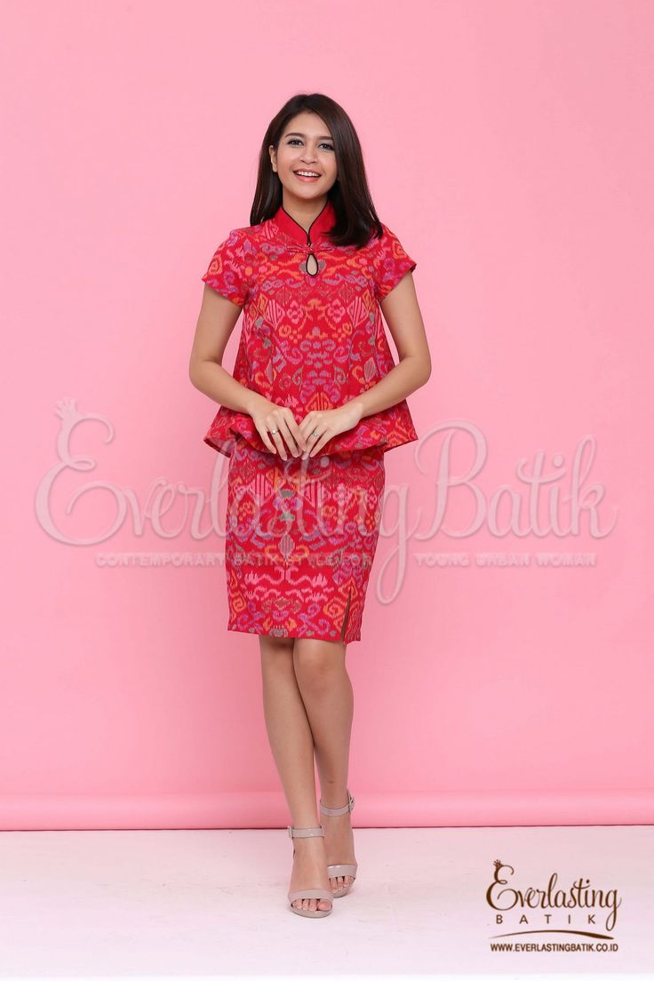 EVERLASTING BATIK | CA.10833 Levi Asian Ikat Jepara Sets Catalog