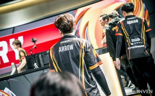 """P1 Arrow: """"Just you wait because we'll be sure to drag one of the top teams down!"""" https://www.invenglobal.com/articles/2213/p1-arrow-just-you-wait-because-well-be-sure-to-drag-one-of-the-top-teams-down?preview #games #LeagueOfLegends #esports #lol #riot #Worlds #gaming"""