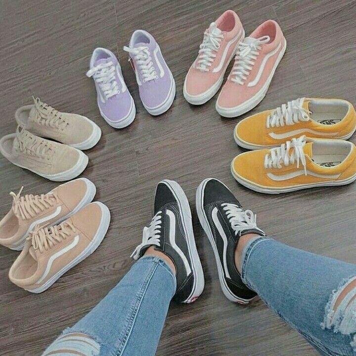 Vans Aesthetic Cute Shoes Aesthetic Shoes Shoes