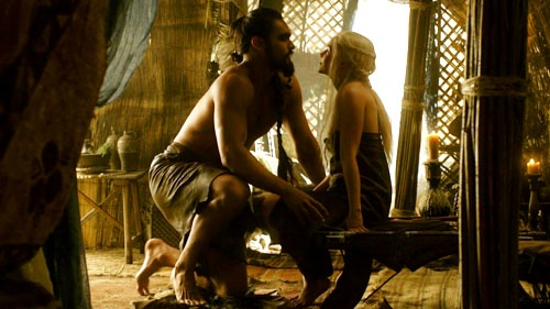 Love this show (and Khal Drogo)!