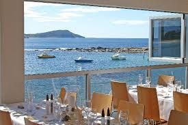 Dine with a view. The Reef Restaurant Terrigal, Central Coast NSW