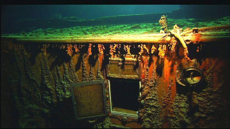 Images of the Titanic by Robert Ballard