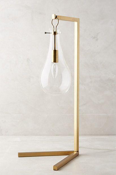 Sabine Table Lamp #anthropologie