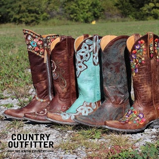Country Outfitter boots by Old Gringo....love love love