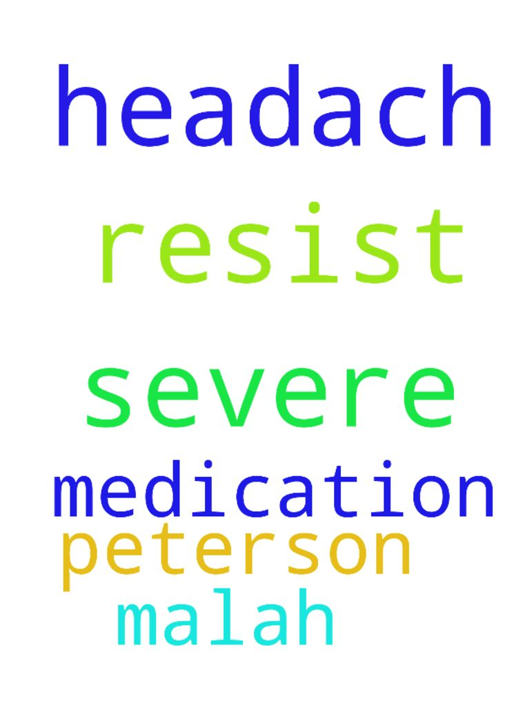 I have a severe headach and could not resist it with - I have a severe headach and could not resist it with medication. Please I need your prayers. Help me Lord Jesus. Peterson Malah Posted at: https://prayerrequest.com/t/yfS #pray #prayer #request #prayerrequest